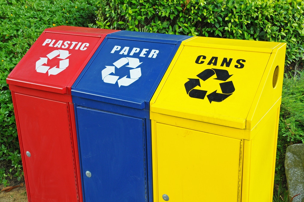 advantages of recycling, community recycle