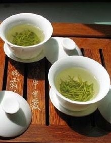Facts about bamboo, bamboo tea