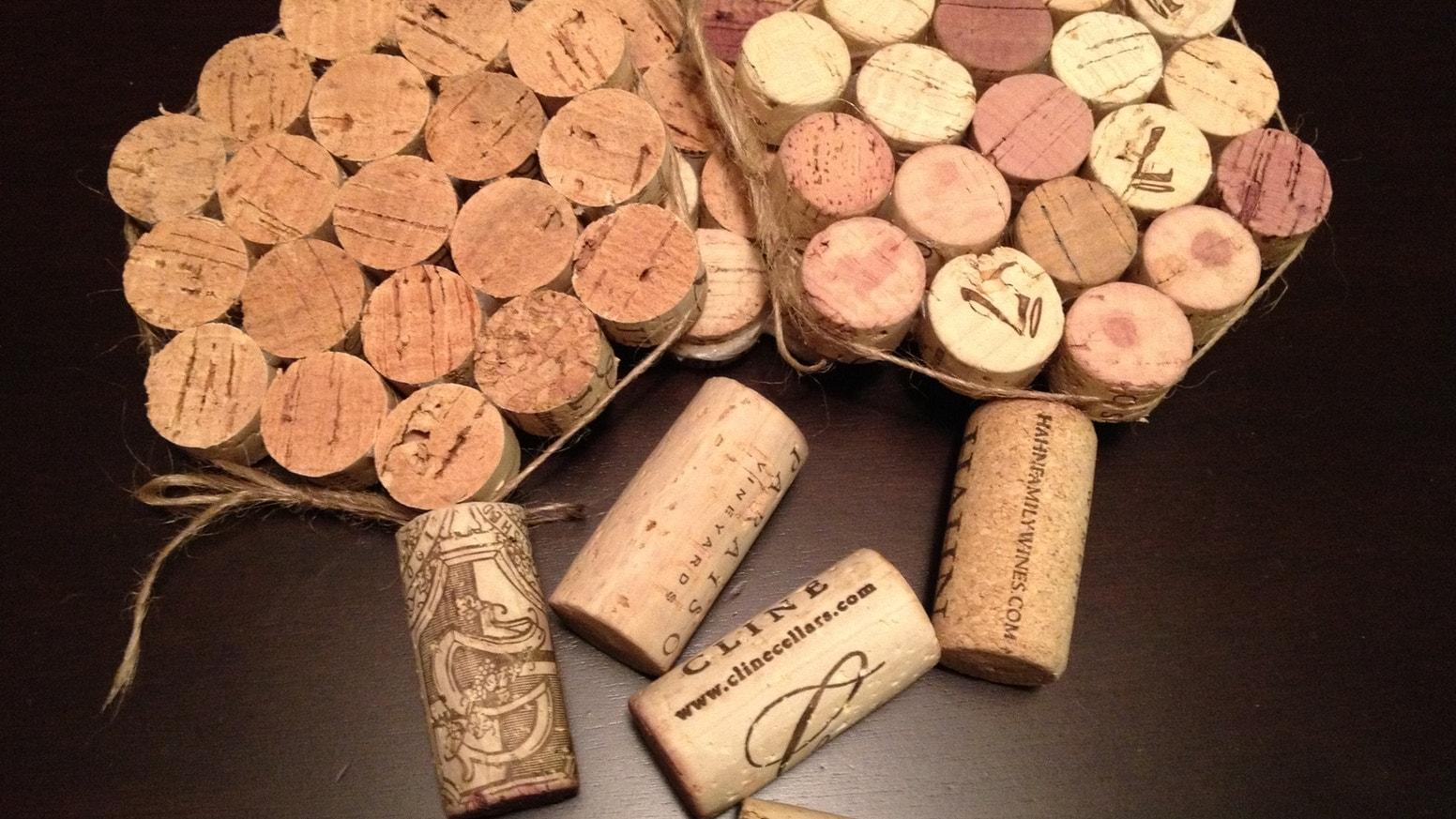 Uses of cork, cork plug