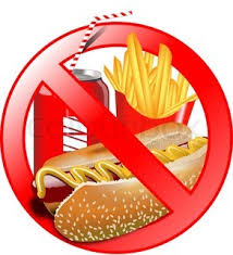 eco friendly lifestyle, eat less fast food