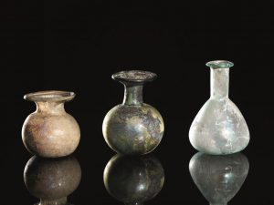 Egyptian Glass Water Jug, eco friendly packaging history