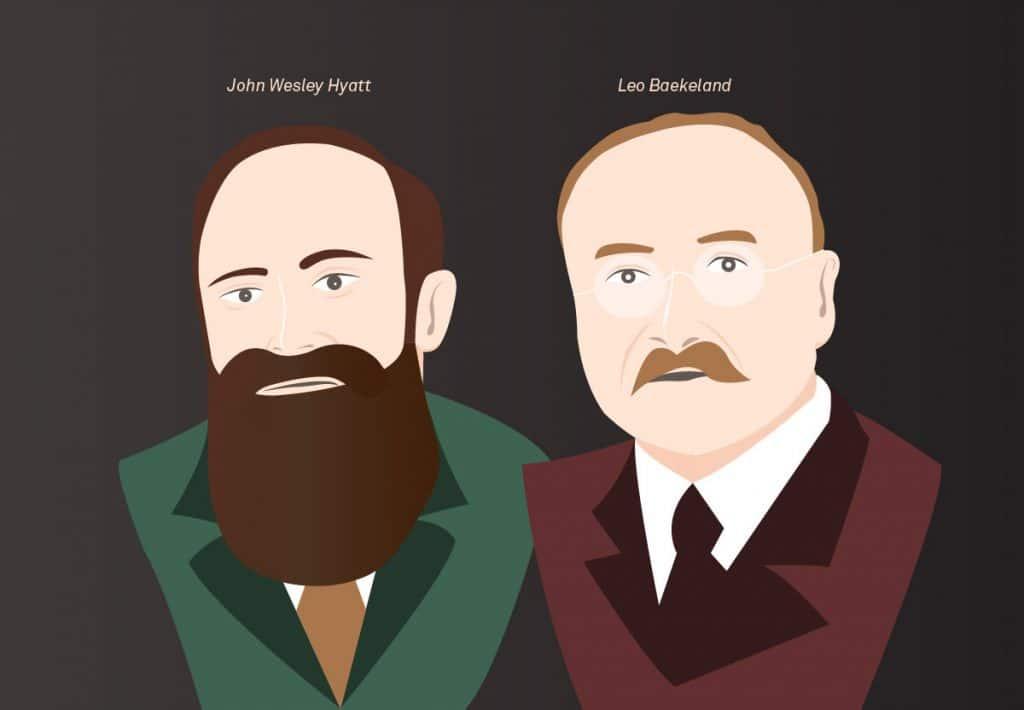 John and Leo Plastics History