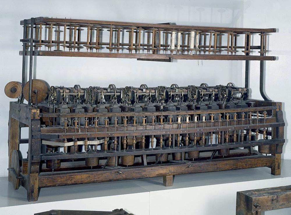 Facts about cotton, Samuel Slatter