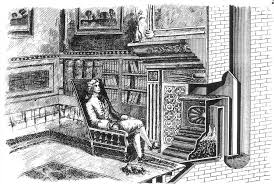 Sustainable Heat, Benjamin Franklin Stove history