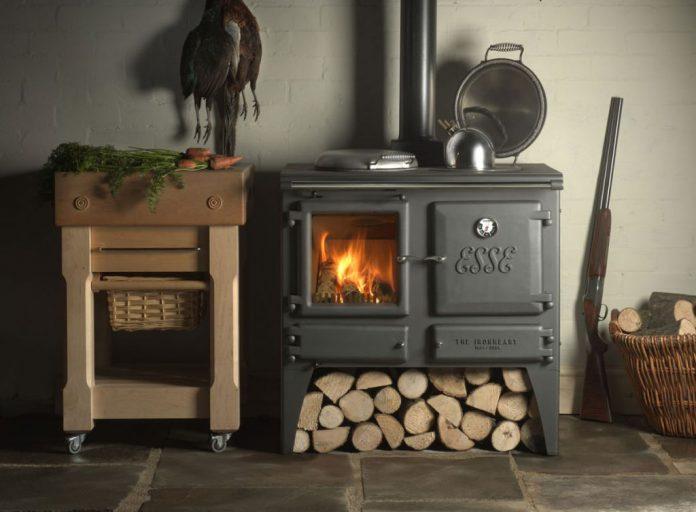 Sustainable Heat, Wood Burning Stove