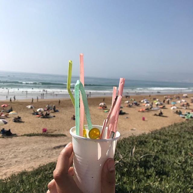 Plastic Straw, ocean pollution