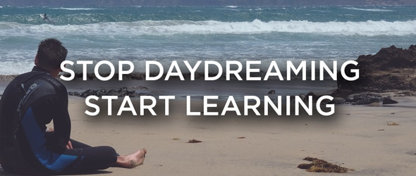 eco friendly lifestyle, stop daydreaming