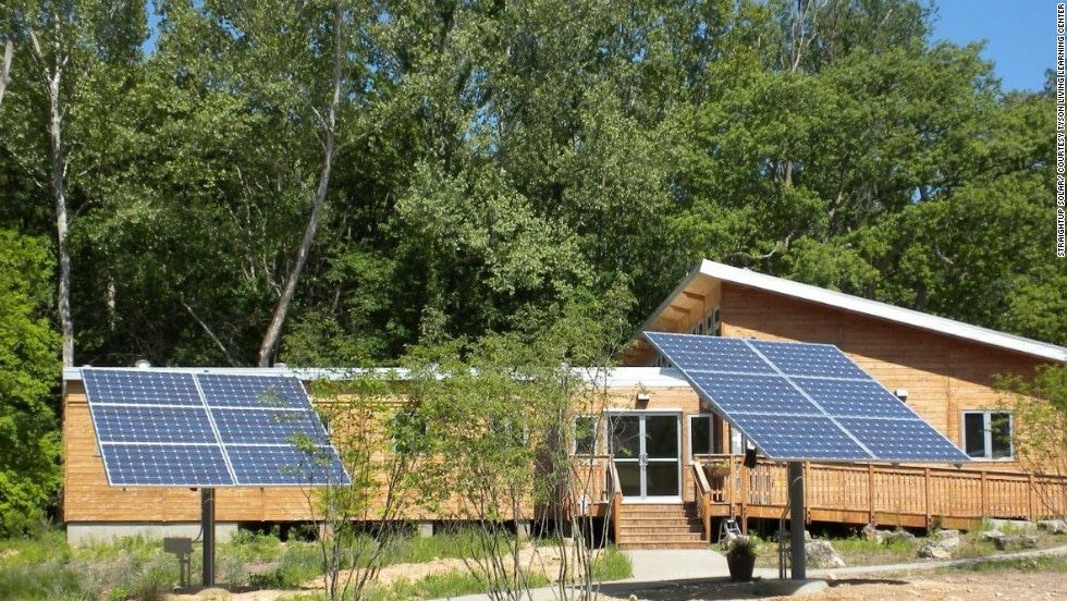 Eco Friendly Modular home Energy Production