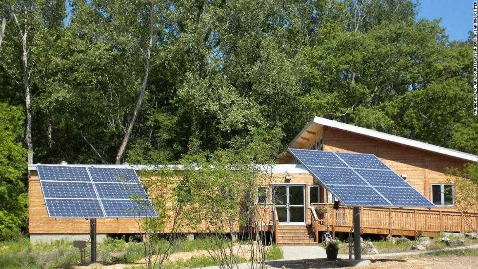 Eco Friendly Modular home Energy Production