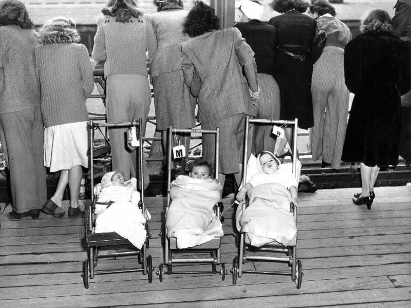 Families after ww2