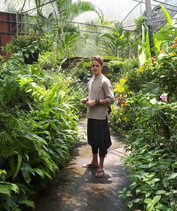 Pascal Yan Lessard, Garden