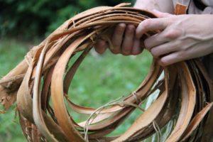 Bark Fiber Strip